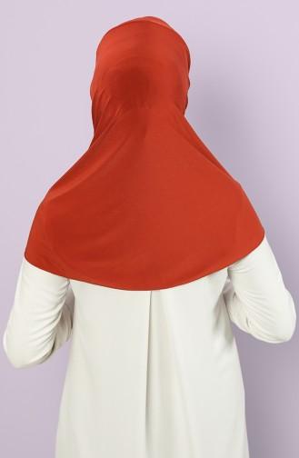 Bonnet Couleur brique 9012-11