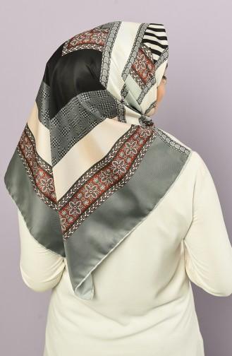 Khaki Scarf 6200-12