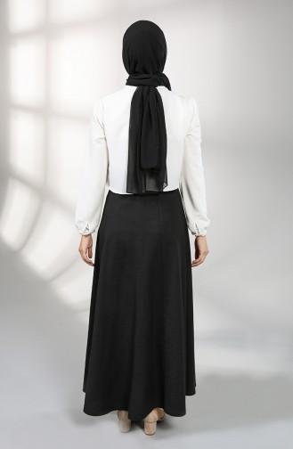Black Skirt 6487-01