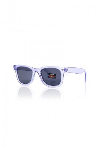 Purple Sunglasses 2140 -04