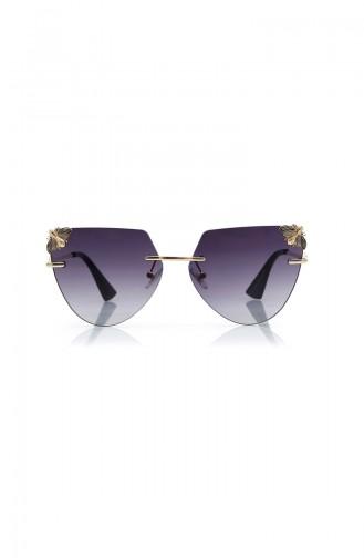 نظارات شمسيه أسود 146-04