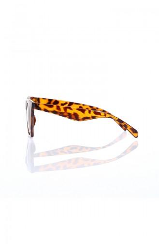 نظارات شمسيه بُني 002