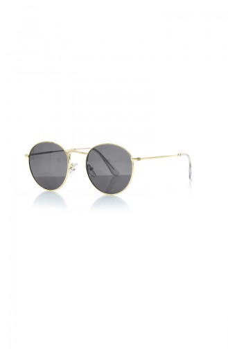 Schwarz Sonnenbrillen 3447-02