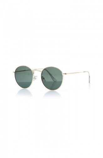 Green Sunglasses 3447-03