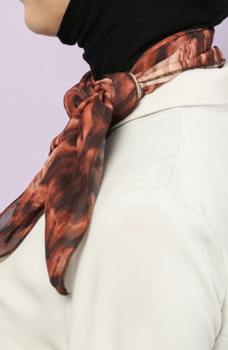 Brown Scarf 61726-01