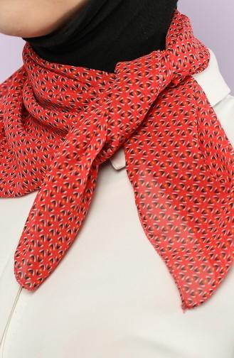 Red Foulard 61772-01