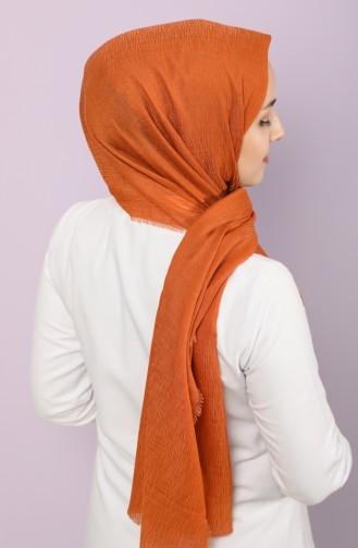Châle Orange 10001-10