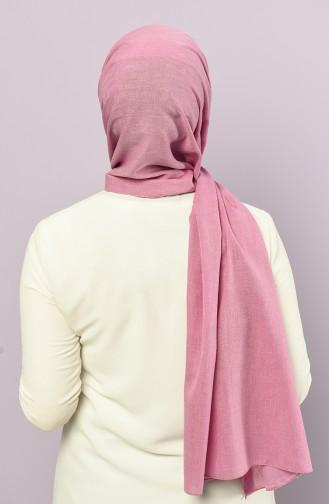 Şehr-i Şal Pamuk Cotton Şal 5009-34 Koyu Lila