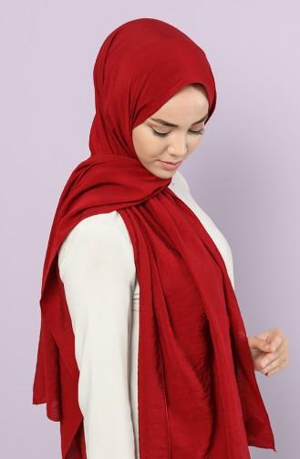 Claret red Sjaal 1416-07