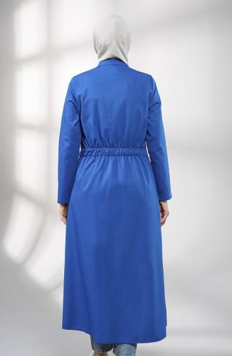 Saxon blue Cape 1275-02