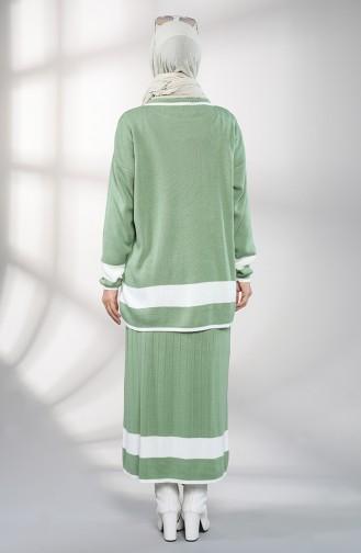 طقم أخضر 0067-02