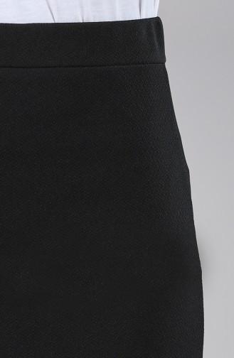 Jupe Noir 3112-01