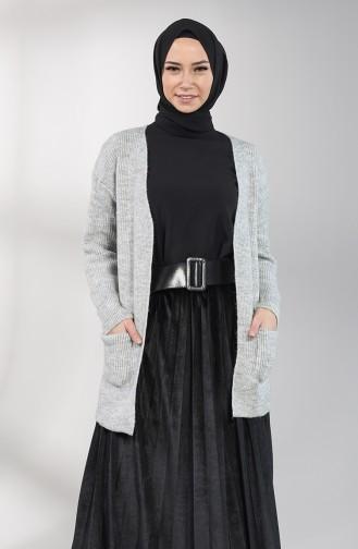 Gray Vest 0583-02