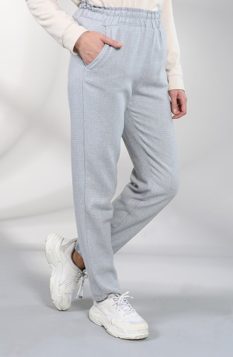Pantalon Bleu clair 3214-03