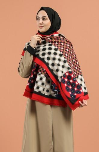 Red Shawl 42600-01