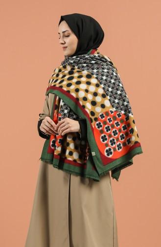 Green Sjaal 42600-02