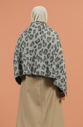 شال رمادي 2560-01