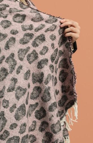 Pink Shawl 2560-07