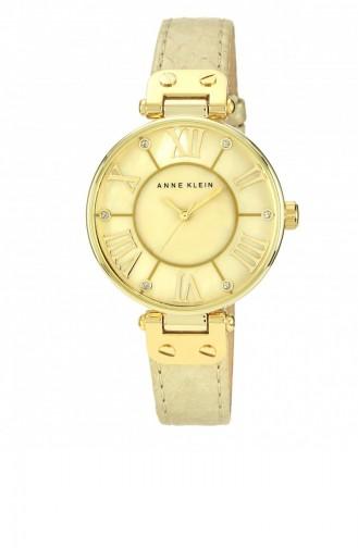Gold Wrist Watch 1012GMGD