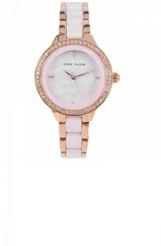 White Wrist Watch 1418RGLP