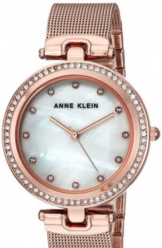 Rose Skin Watch 2972MPRG