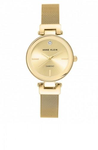 ساعة ذهبي أصفر 3034CHGB