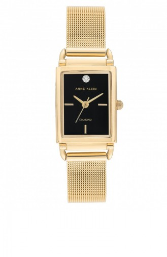 Gold Wrist Watch 3036BKGB