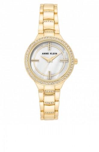 Gold Wrist Watch 3136MPGB
