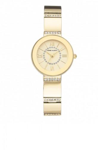 ساعة ذهبي أصفر 3190CHGB