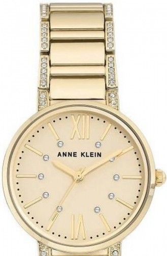 Gold Wrist Watch 3200CHGB
