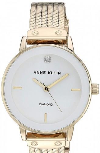 Gold Wrist Watch 3220WTGB
