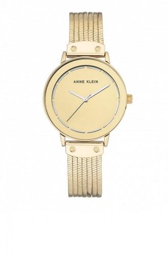 Gold Wrist Watch 3222GMGB