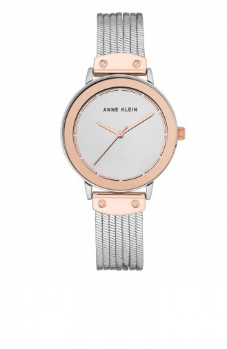 Silver Gray Watch 3223SMRT