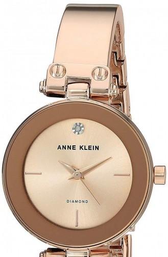 Rosa Haut Uhren 3236RGRG