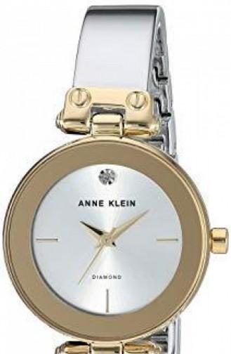Silver Gray Watch 3237SVTT