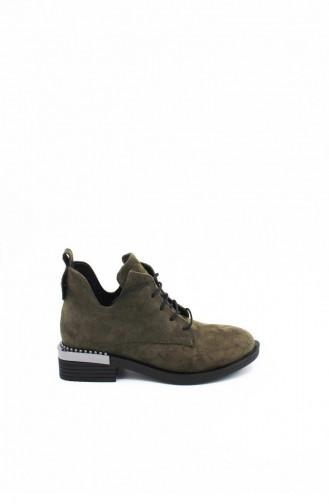 Khaki Boots-booties 00181.HAKI