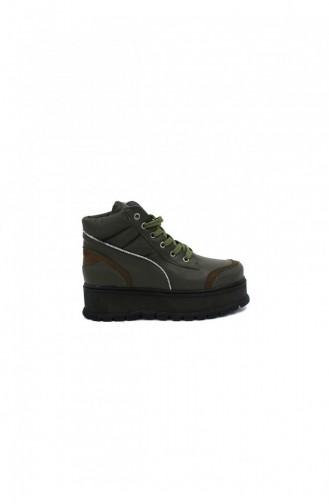 Khaki Boots-booties 00208.HAKI