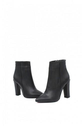 Black Boots-booties 00221.SIYAHCILT