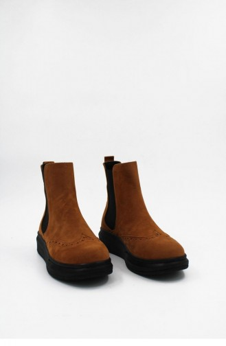 Tobacco Brown Bot-bootie 00230.TABA