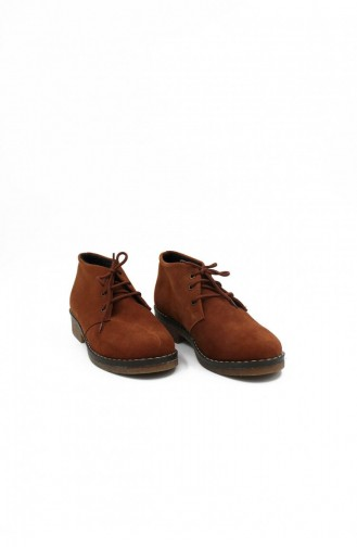 Tan Boots-booties 00204.TABA