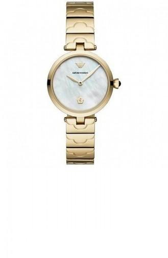 Gold Wrist Watch 11198