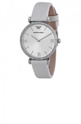 White Wrist Watch 1680