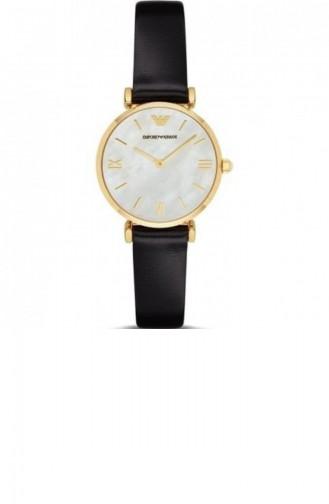 Black Wrist Watch 1910