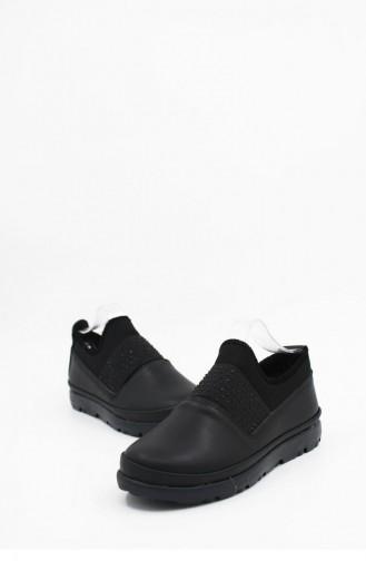 Black Sneakers 00161.SIYAH