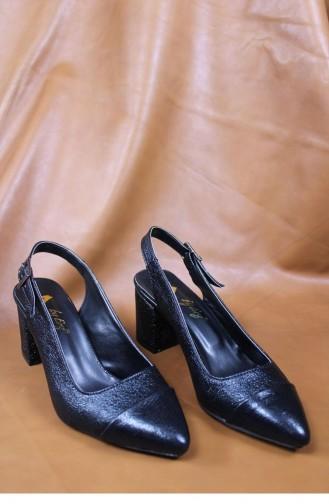 Platinum High-Heel Shoes 00017.PLATIN
