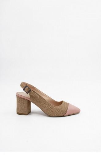 Powder High-Heel Shoes 00017.PUDRA
