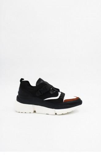 Black Sneakers 00026.SIYAH