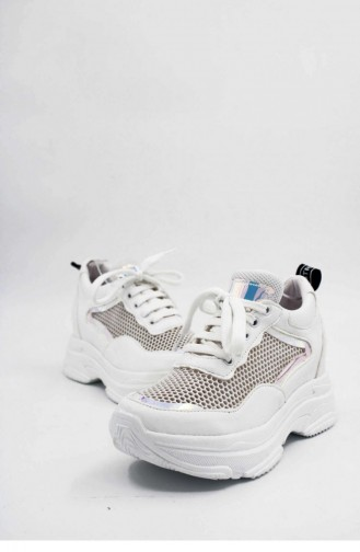 أحذية رياضية أبيض 00028.BEYAZ