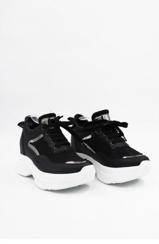 أحذية رياضية أسود 00028.SIYAH