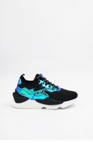 Black Sneakers 00029.SIYAH